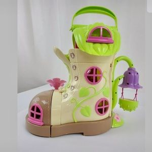 ELC Happyland Bluebell Fairy Boot Doll House